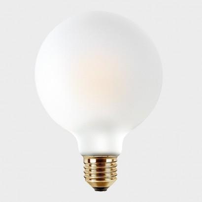 LED GLOBE MATT G125  E27