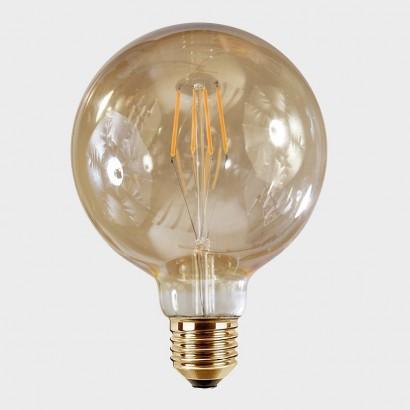 LED Edison G125 E27
