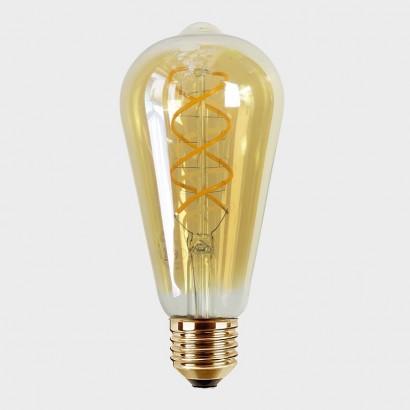 LED Edison Drop ST64 E27