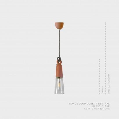 CONUS LOOP CONE - 1 CENTRAL