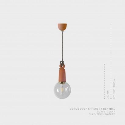 CONUS LOOP SPHERE - 1 CENTRAL