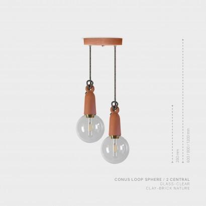 CONUS LOOP SPHERE - 2 CENTRAL